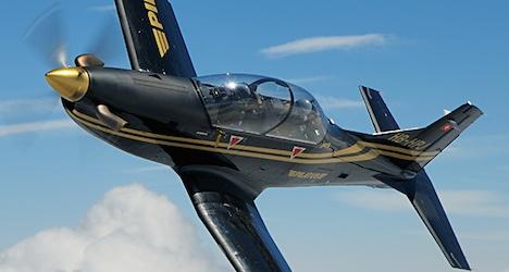 Pilatus seals training aircraft deal with Jordan