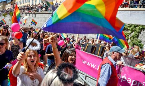 Stockholm Pride slams Facebook 'censorship'