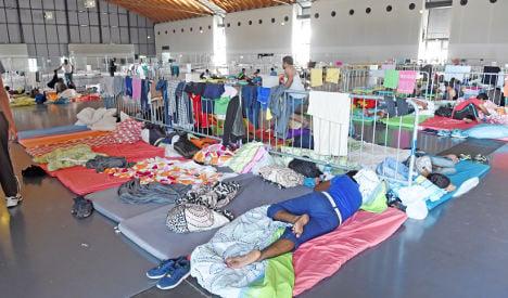 EU slackers should share refugee load: Gabriel