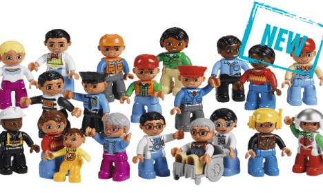 'Offensive' Lego set angers disability group