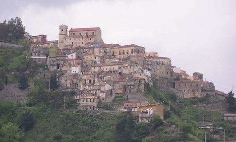 Italian town warns people to 'stop dying'
