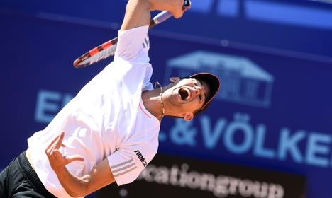 Thiem wins Swiss Open for third career title
