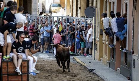Another man dies after horrific goring at fiesta