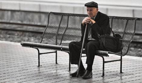 Boom in divorce among Italy's elderly