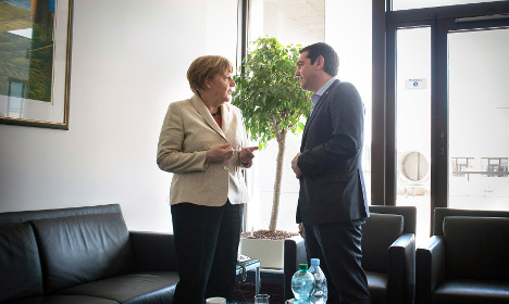 Berlin to have position on bailout by week's end