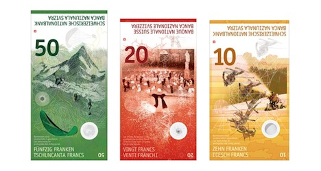 New banknotes to be released — six years late