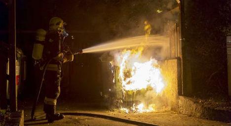 Krems arsonist was volunteer fireman
