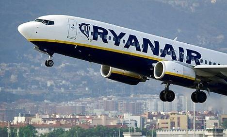 City of Copenhagen dumps Ryanair stock