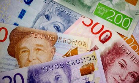 Southern Swede keeps massive cash find