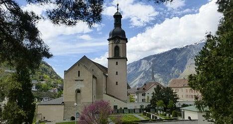 Swiss bishop slammed over anti-gay speech