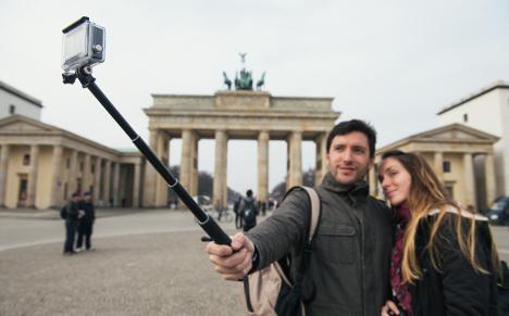 Berlin hot on Paris' heels as tourist destination