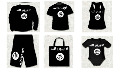 Spaniard held for selling jihad beheading T-shirts