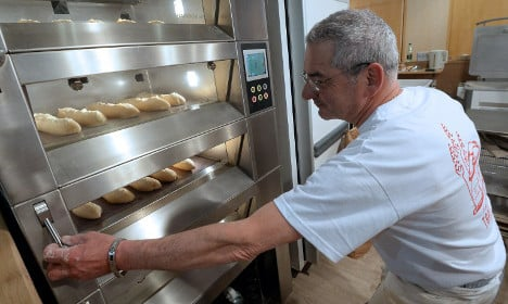 Why finding a baguette in Paris could be tough