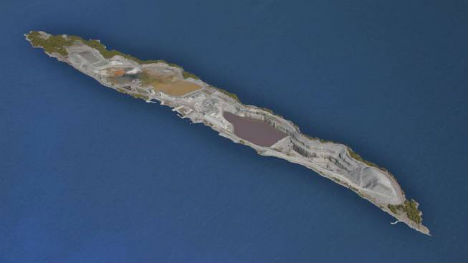 Norway wants to dump nuclear waste on island