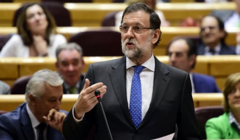 Spanish lawmakers overwhelmingly approve third bailout for Greece