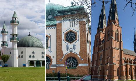 Record increase in Swedish hate crimes