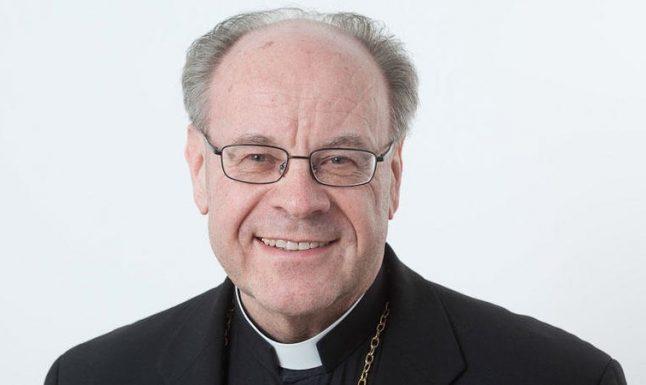 Gays file criminal complaint against bishop
