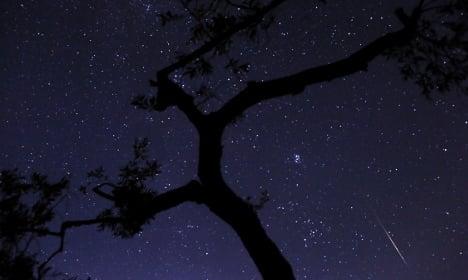 Five reasons to watch meteors in Sweden