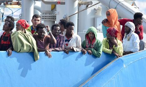 Swedish ship in new migrant rescue mission