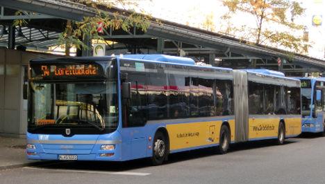 Passengers oust bus rider for racist slurs
