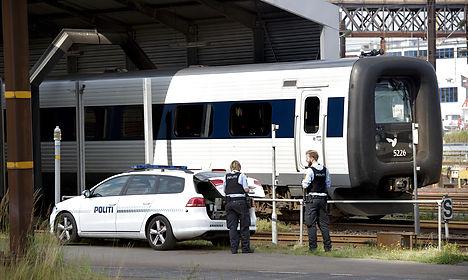 Copenhagen train attack was a fake: police