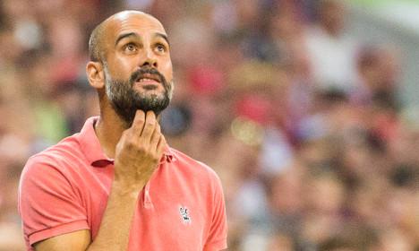 Guardiola shoots for Champs League final 4