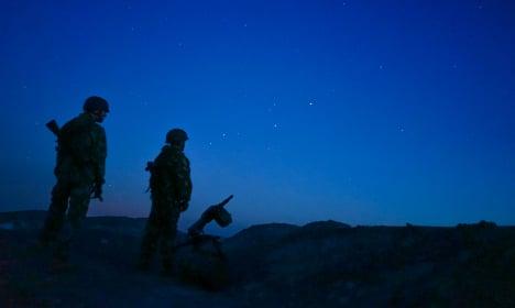 Swedish man probed over Ukraine 'war crimes'