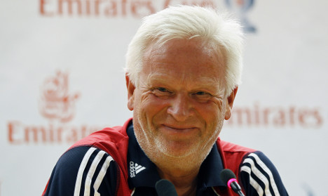 Swede to coach failing Finnish national side
