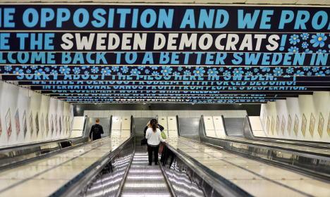 'Hate speech' probe into Swedish anti-begging ad