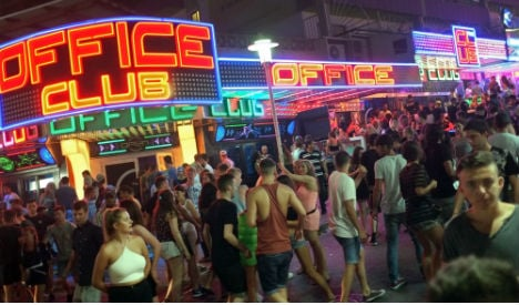 Gang that swindled drunk British tourists in Magaluf busted by police