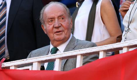 King cheers the return of San Sebastian bullfights