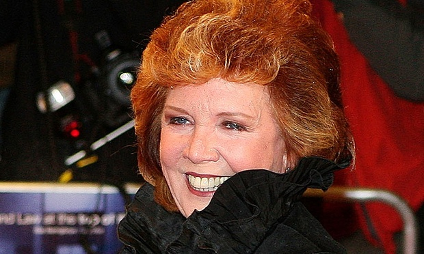 Cilla Black died from a stroke while sunbathing