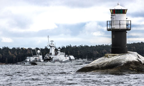 Swedes to get alerts on foreign intrusions