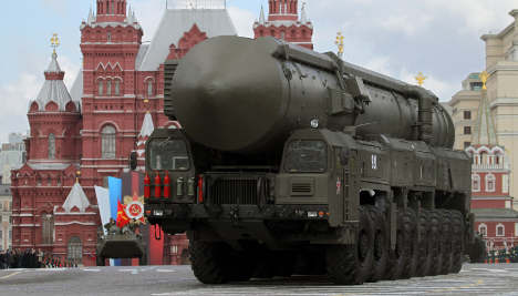 Russia warns US off new nukes in Germany