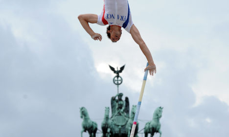 Six athletics world champs head to Berlin