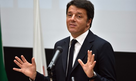 Bosses upbeat on Italy growth ahead of tax cuts
