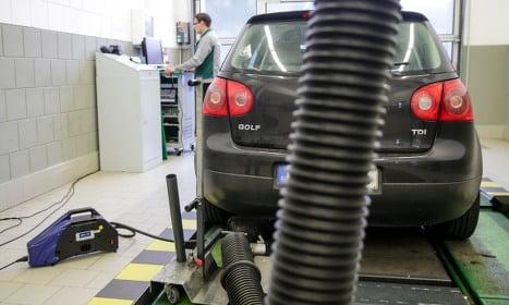 EU intends to tighten auto emission tests