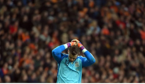 De Gea transfer from Manchester United to Real Madrid scuppered