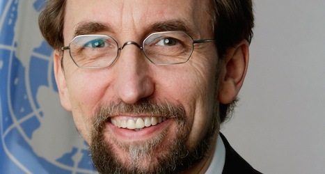 UN rights chief slams French Roma expulsions