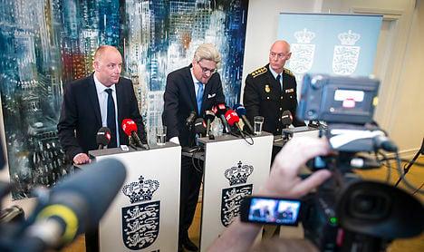 Danish intelligence agency: Terrorists not among refugees