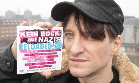 Pro-refugee group push punk classic to no. 1