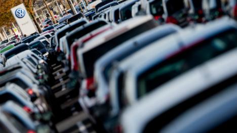 2.8 million 'manipulated' VWs on German roads