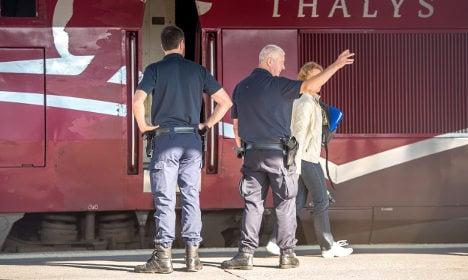Train staff 'did their best' in terror attack: report