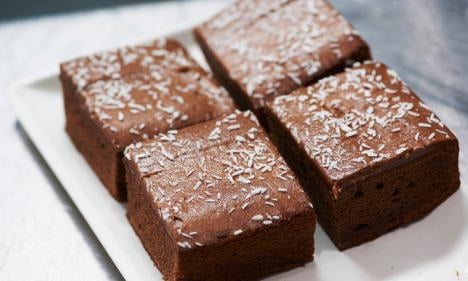 How to make Swedish Love Treat cakes