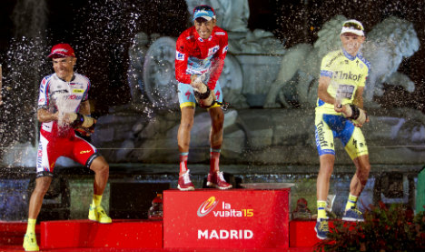 Italian Fabio Aru clinches against the odds Tour of Spain race victory