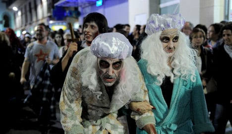 What's on in Spain: October 2015