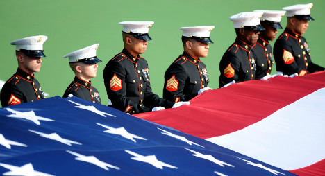 Spain approves permanent base for US Marine rapid reaction force