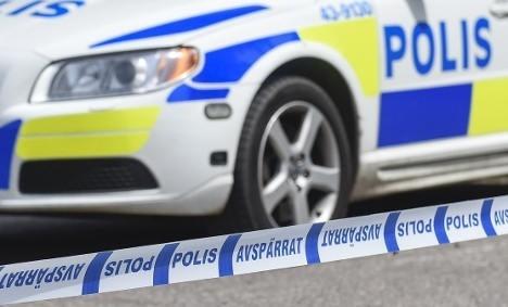 Woman found dead in southern Sweden