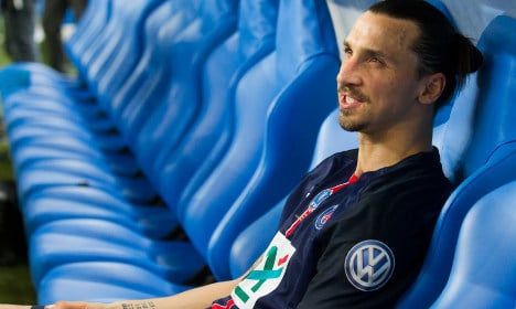Zlatan faces first club as PSG host Malmö