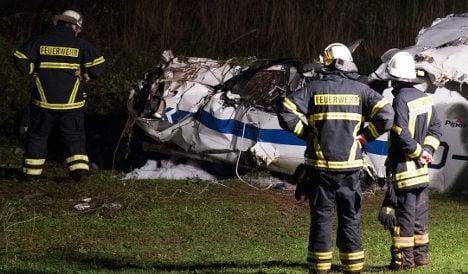 Police baffled by case of missing crash pilot